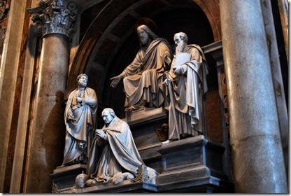 Vatican chapel