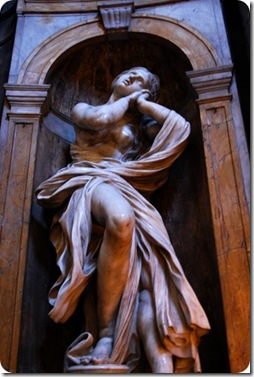 Bernini's Mary Magdale