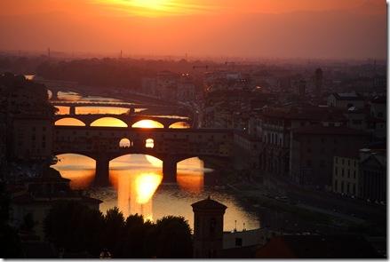 Ponte Vecchio on Arno