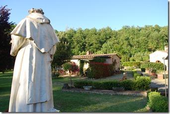 Collosus of Joachim Berthier at Mulino dell' Abate