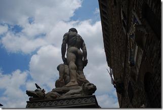 Hercules and Cacus at Piazza della Signoria