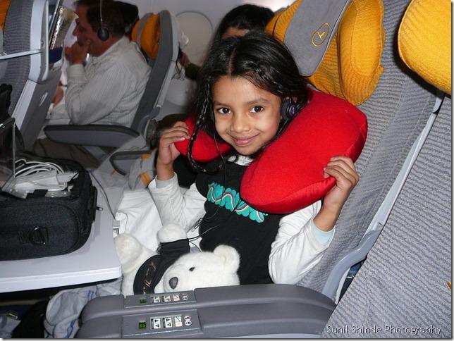 Rhea on the way to Cairo