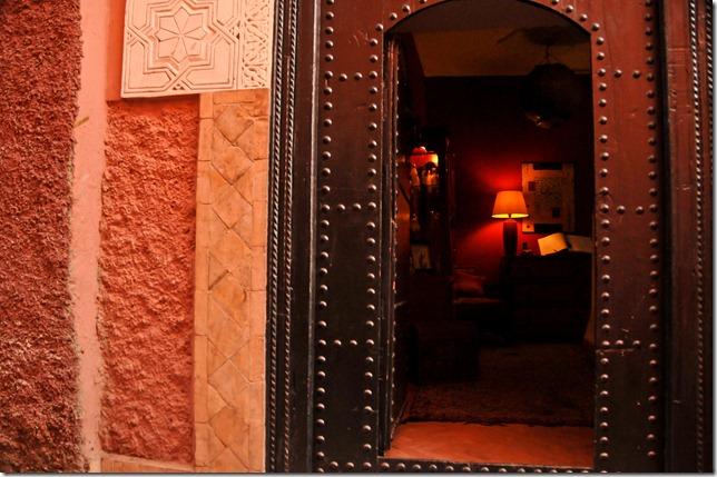 Des Terrasse des Oliviers, Marrakech
