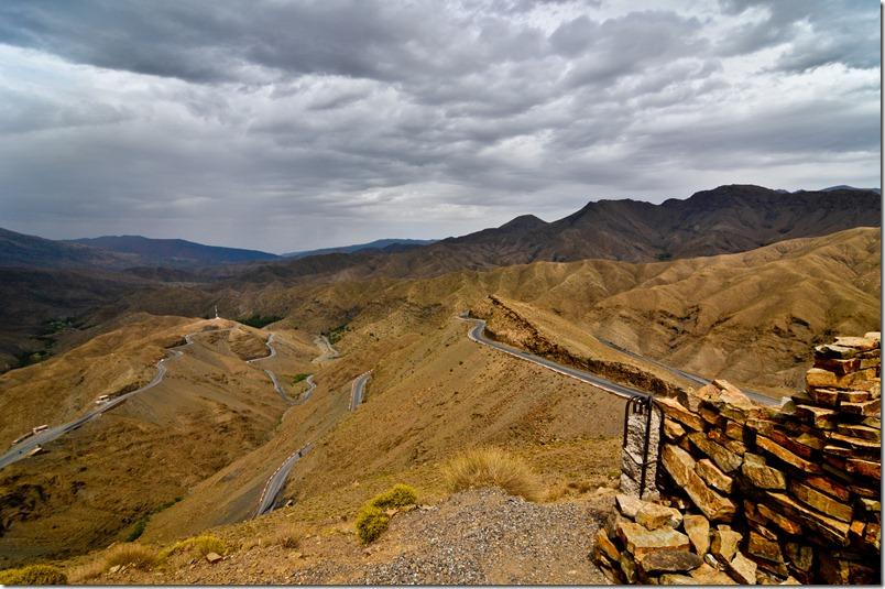 Tizi N'Tichca Pass