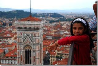 View from Basilica di Santa Maria del Fiore