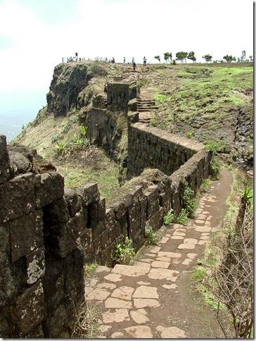 Sinhagad fortification
