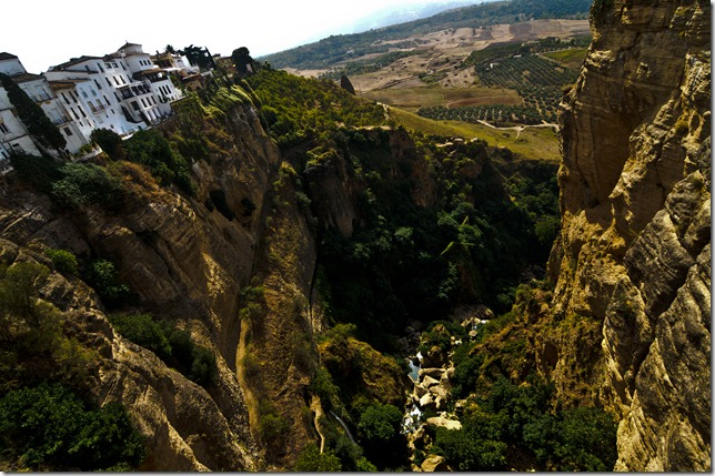 The tethering town of Ronda