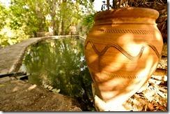 Arab water tank at La Cazalla, Ronda