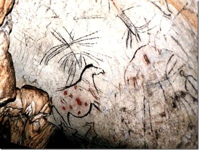 Preganant Mare, Pileta Cave, Ronda