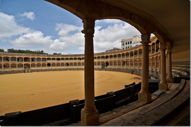 Plaza de Toros Ronda Spain