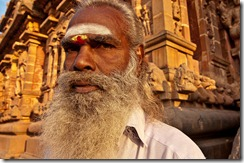 Head Priest of Tanjavur