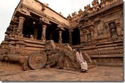 The Chariot of Airateshwara Temple, Darasuram, Thanjavur