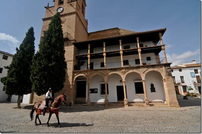Santa María la Mayor Church Ronda