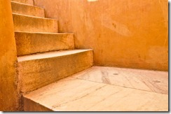 Amber Fort - Stairs
