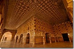Amber Fort - Sheesh Mahal