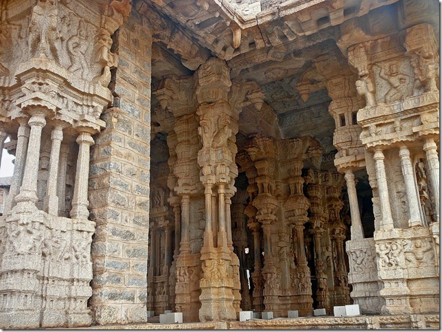 Musical Pillars of Hampi