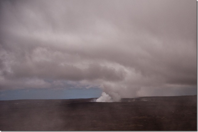 Kilauea - one of the two active volcanoes at the Volcano National Park, Hawaii_thumb[6]