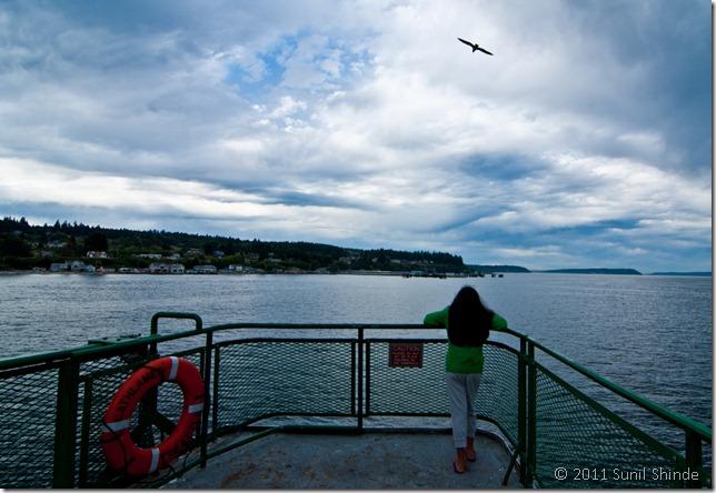 Mukltieo Whidbey Island Ferry