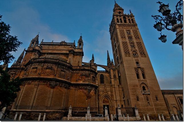 Giralda, Seville