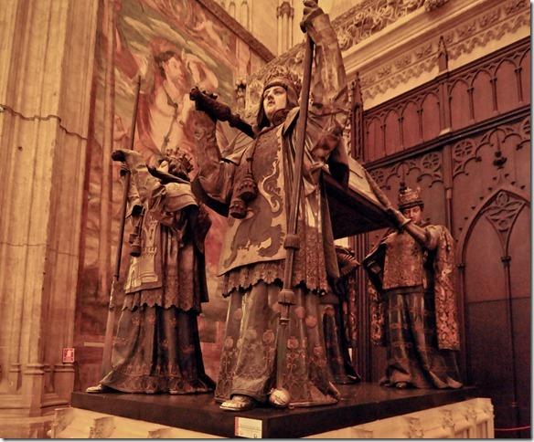 Christopher Columbus's grave, Seville