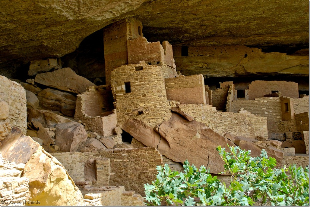 Cheiftains house, Cliff Palace, Mesa Verde NP