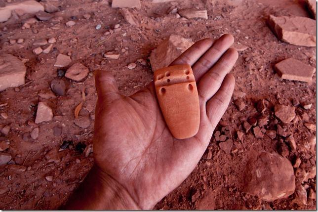 An Anasazi Pendant