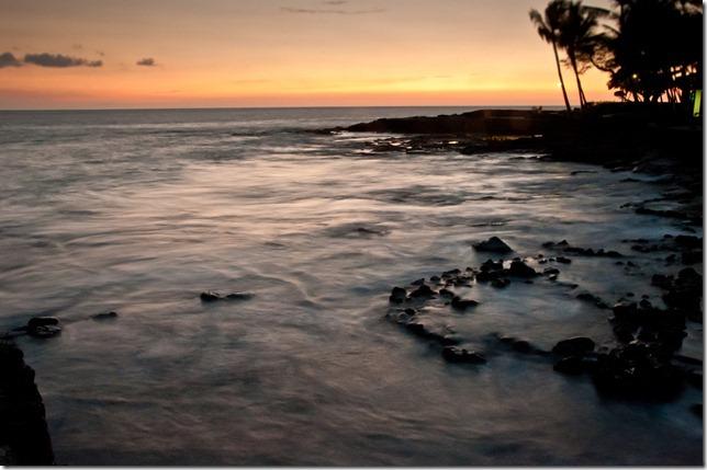 Kona Sea Front, Hawaii