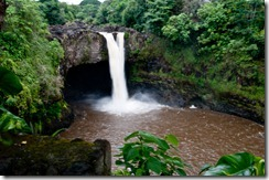 Rainbo falls, Hilo
