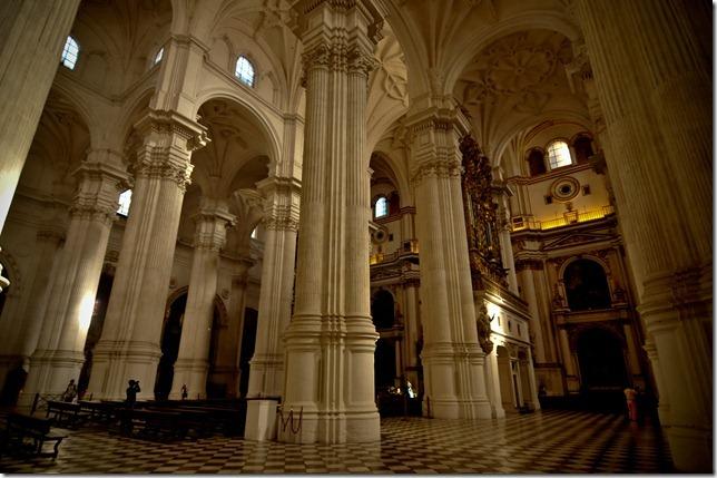 Tabernacles of Capilla Real De Granada