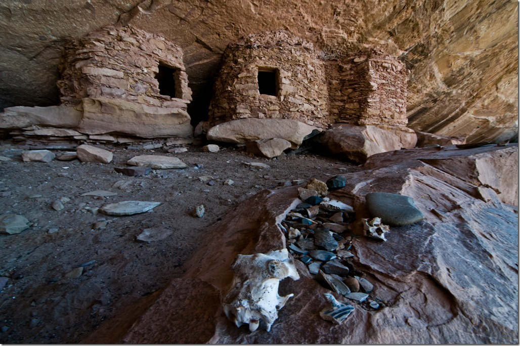 She House Ruins, Ute Mountain Tribal Park, Mancos Valley