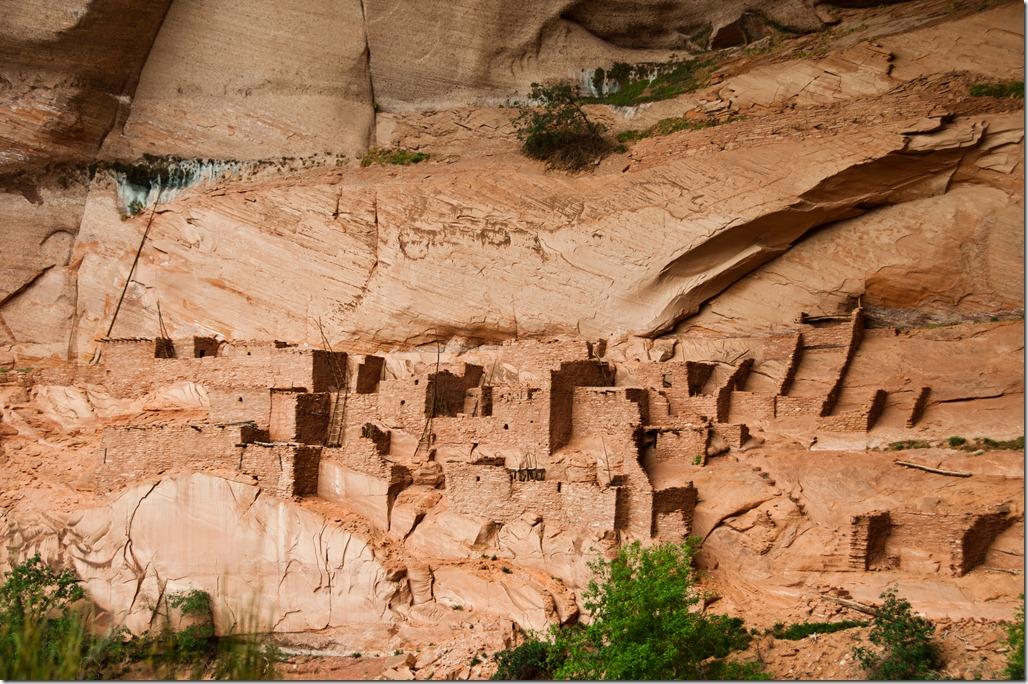 the Betatakin Ruins, Tsegi Canyon