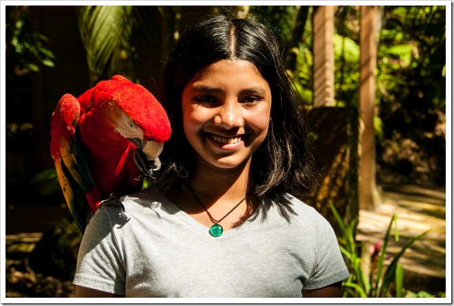 Macaw Mountain Bird Sanctuary, @ Copan Ruinas, Honduras