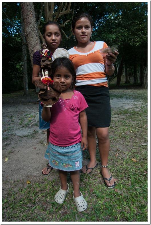 The Tuza Dolls of Uaxactun, Guatamala