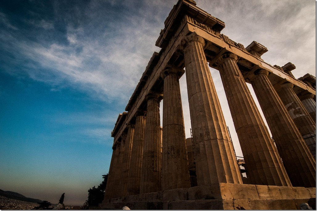 Parthenon, Athen, Greece