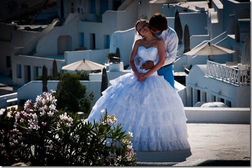 Santorini is romantic!
