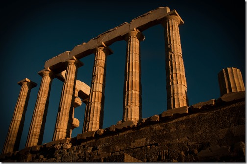 Temple of Poseidon, Cape Sounion, Grrece