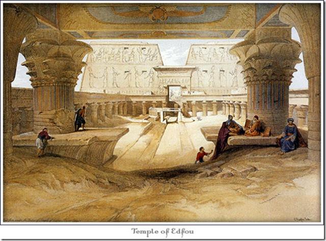robert-temple-edfou
